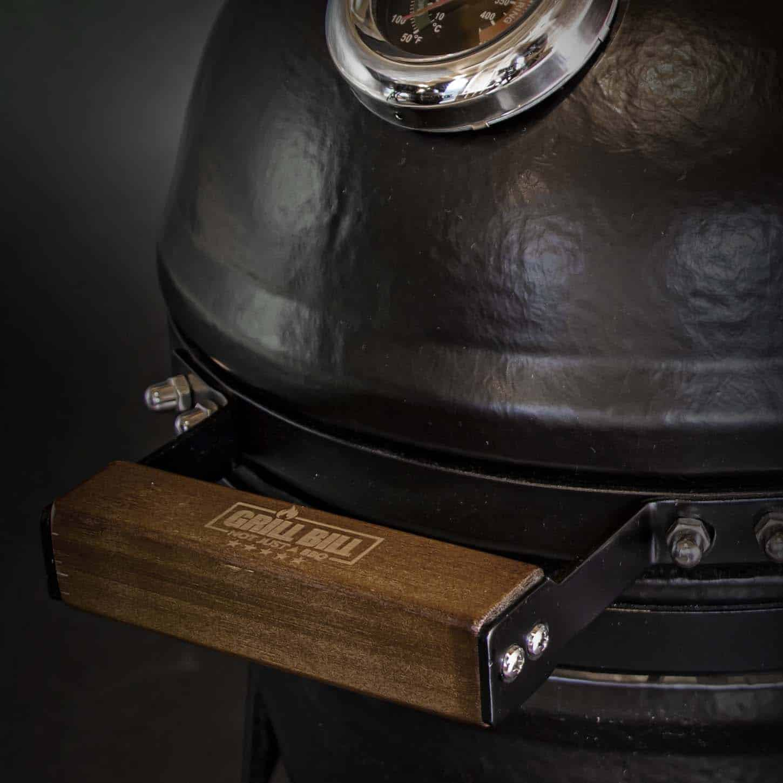 kamado bbq S grill bill pro 13 inch 2 detail