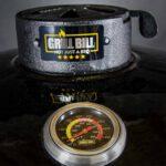 kamado bbq XL grill bill classic 23 inch detail 1