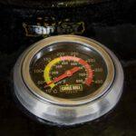 kamado bbq XL grill bill classic 23 inch detail 2