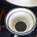 kamado bbq large grill bill pro kolenrooster