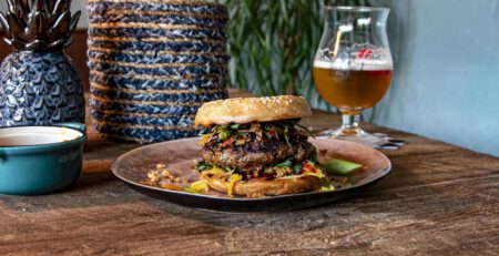 sambalbagel-burger