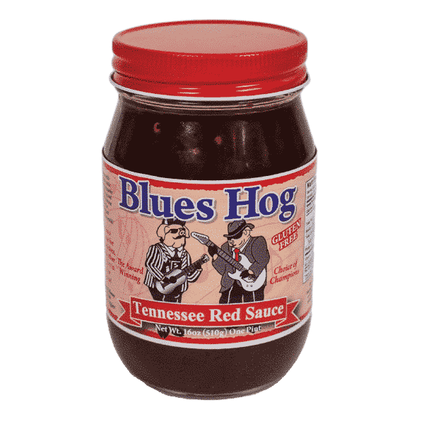Blue Hogs Tennessee red sauce